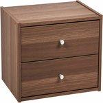 IRIS TACHI Modular Wood Stacking Storage Box