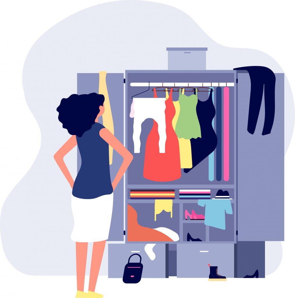 how to utilize storage closet